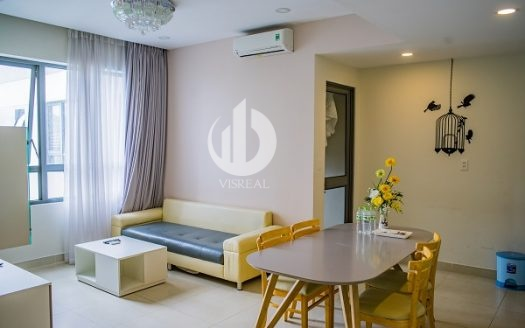 MasteriThao Dien Apartment- Decorated in a cute, warm style.