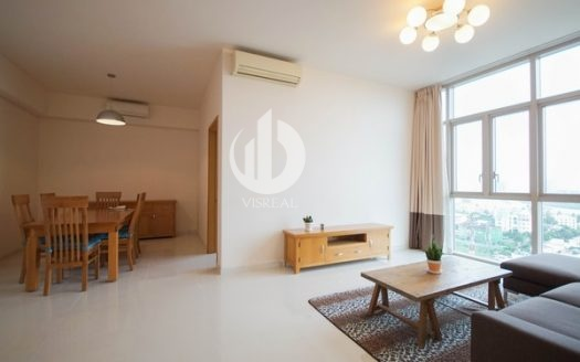 Vista An Phu Apartment – 2 bedrooms with nice view, simple but modern.