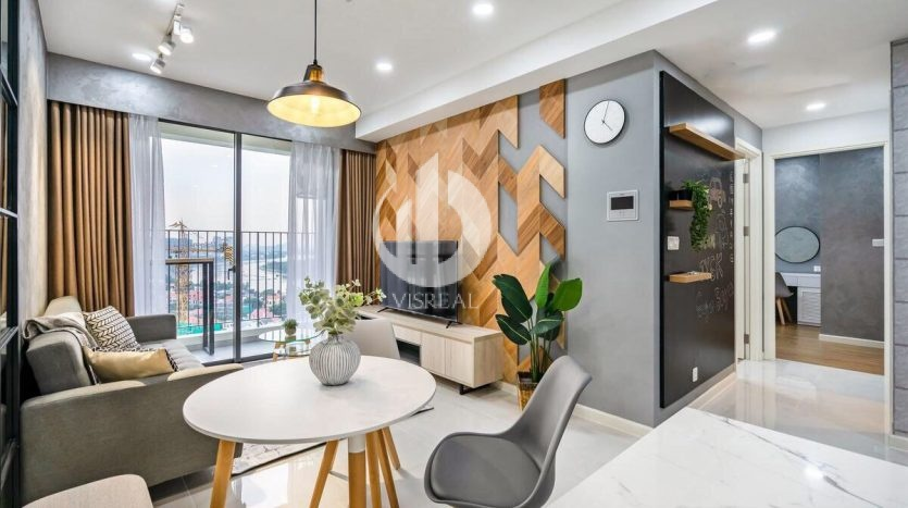 Masteri An Phu Apartment - The sophistication in design creates a great place to live.