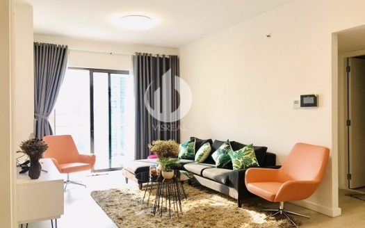 Gateway Thao Dien Apartments – spacious, airy, full view of Thao Dien residents and Saigon river.