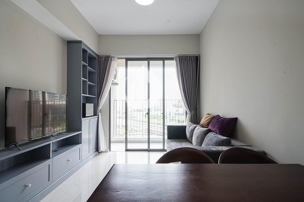 Masteri An Phu Apartment -Apartment design is a harmonious combination of classic and modern features.