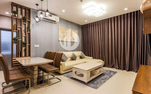 Diamond Island Apartment –  quite spacious space, interior design modern.