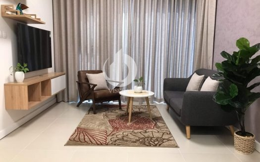 Gateway Thao Dien Apartments – 1 bedroom with modern design style.