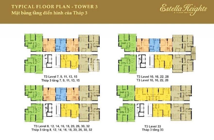 Tower 3 Estella Heights