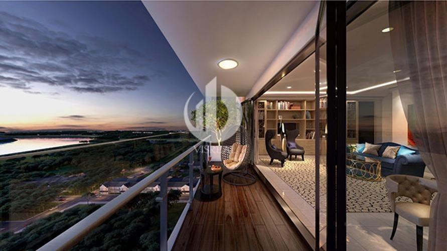 Sample apartment in Feliz en Vista