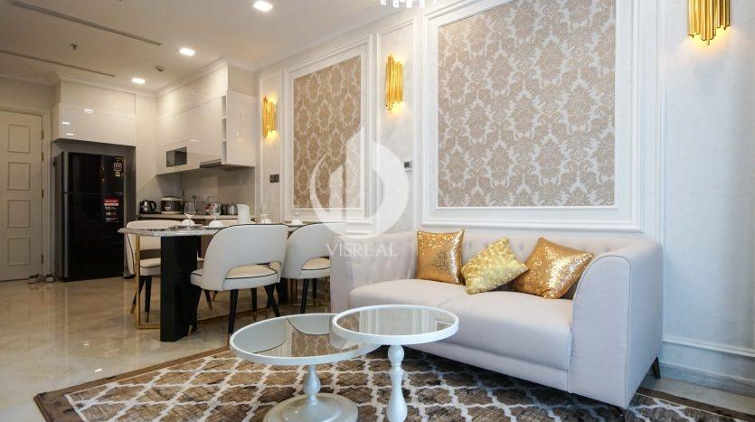 nice vinhomes golden river apartment