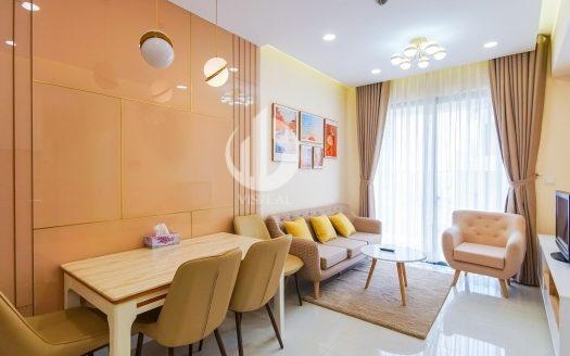 Masteri An Phu apartment warm tone 1
