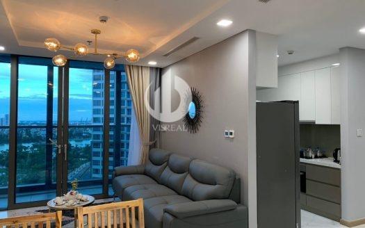 modern apartment in landmark 81 1
