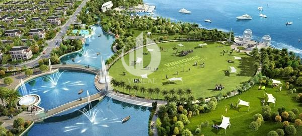 Vinhomes Central Park in Binh Thanh District