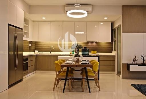 Sample apartment for rent in Estella Height