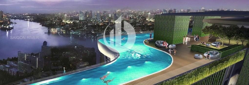 Luxury apartment in D'edge Thao Dien