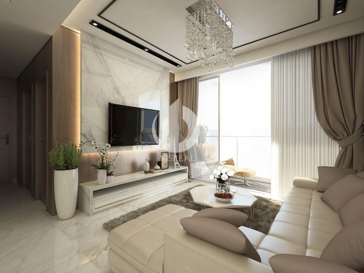 Sample apartment 3 bedrooms of Sunwah Pearl