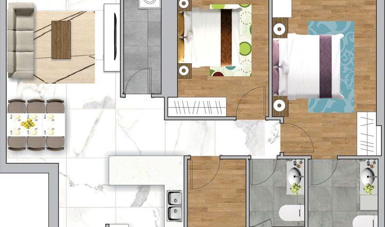 sunwah pearl apartment for rent
