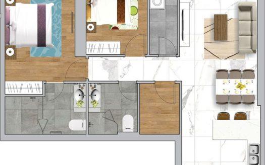 Sunwah pearl apartment