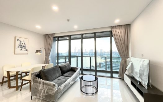 sunwah pearl new apartment for lease
