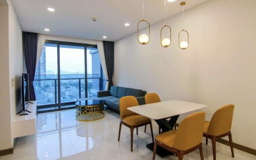 This Sunwah Pearl apartment for rent will bring you a comfortable feeling thanks to its simplicity. Simplicity creates a leisurely lifestyle and enjoys