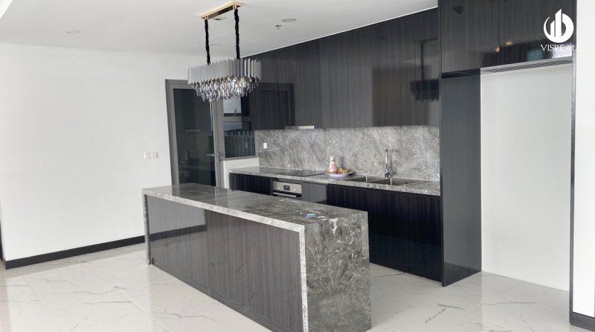 Kitchen are