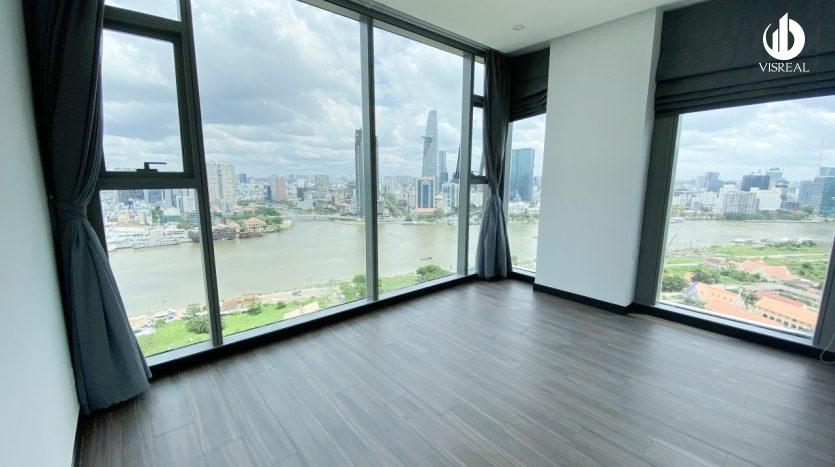 Bedroom and cool view