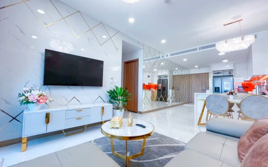 Apartment for rent in Sunwah Pearl, home of luxury and modernity