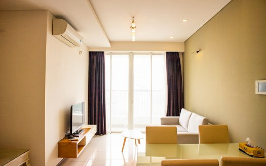 Apartment for lease in Thao Dien Pearl - A modern space but cozy