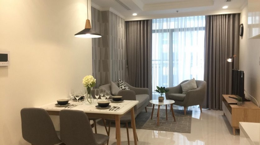 Apartment For Rent In Vinhome - An Elegant And Luxurious Apartment