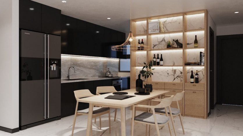 ketchen + dining table