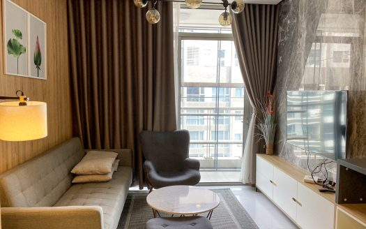 Apartment for lease in Vinhomes Central Park - A pretty apartment