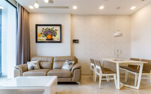Luxury apartment for lease in VHGR - Get lost in a delicate space