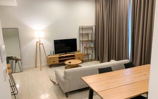 Nassim 2-bedroom apartment for rent - A little bit cozy, a little bit modern