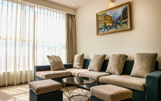 Thao Dien Pearl apartment for rent - A true relaxation space