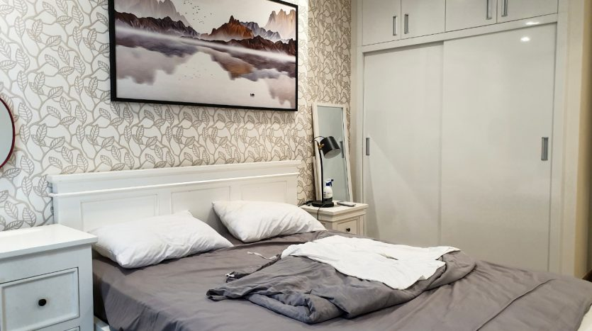 Bedroom with awesome design