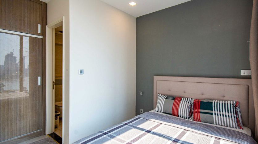 Another view of the 1st bedroom